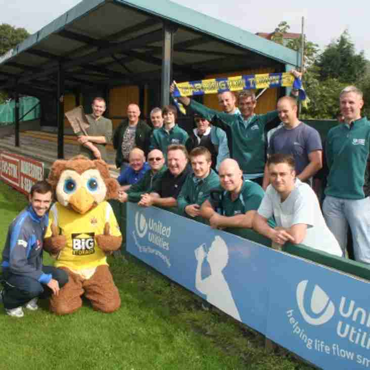 Wire's mascot  gets helping hand