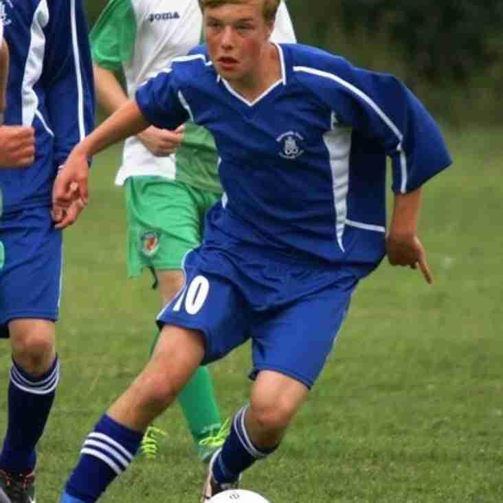 Ferguson swoops for teen star