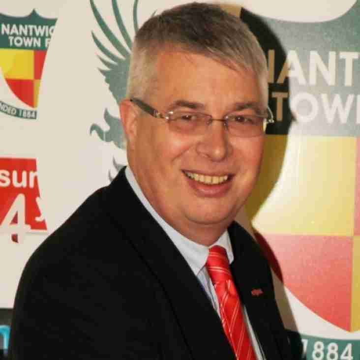 Chairman cheers off cup hopefuls