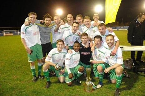Congratulations to North Ferriby United