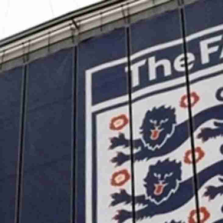 Non-League first for new FA chief