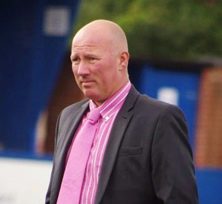 Still standing: Neil Parsley