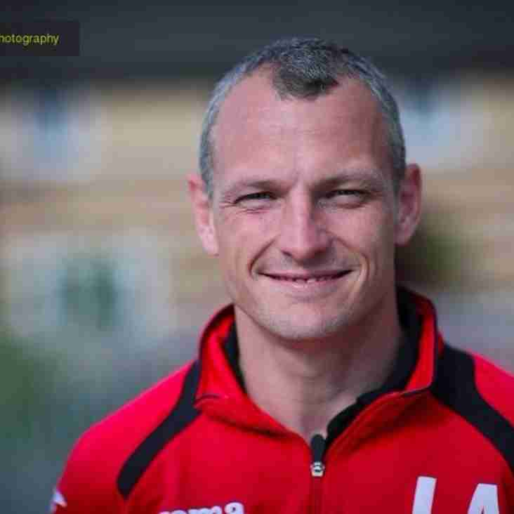 Ashforth confirmed as new manager
