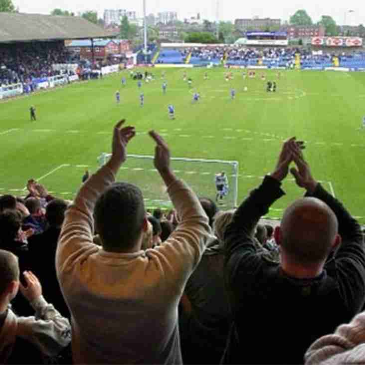 Developers denied chance to demolish stadium