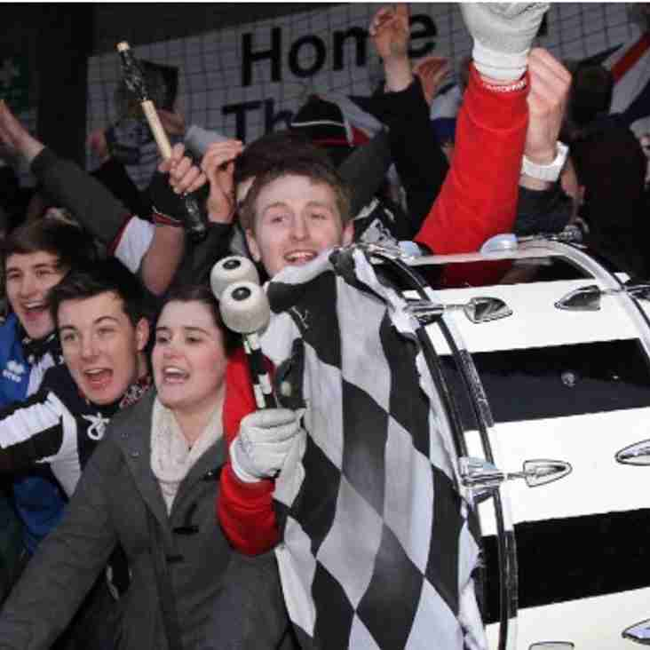 Fans fund for promotion exceeds expectations