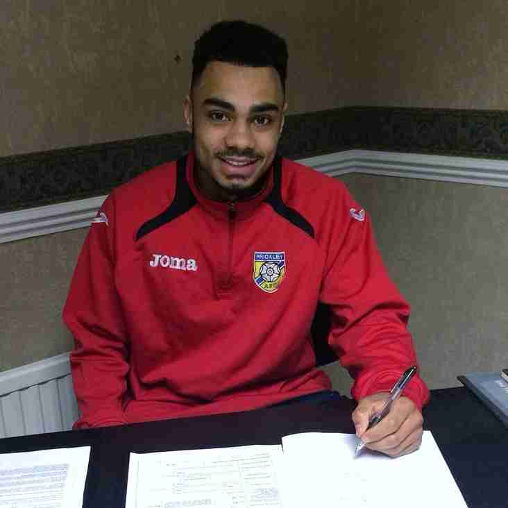 Fancied winger extends stay