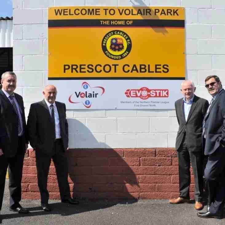 Partnership sees home renamed