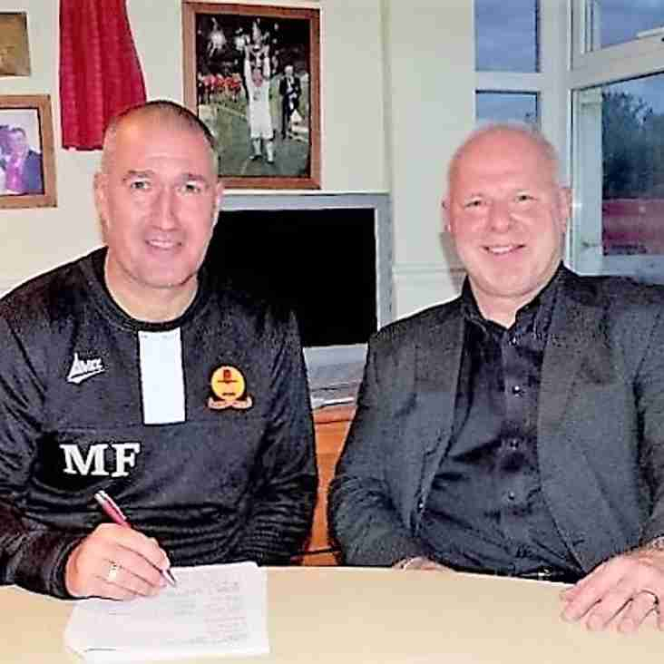 Promotion earns boss new deal