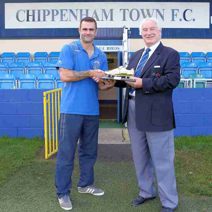 Honours at the double for Bluebirds