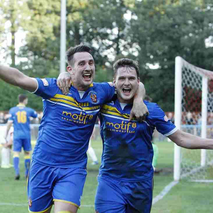Moors do deal on cup tickets