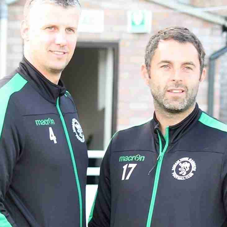 Double act reunited at Lilywhites