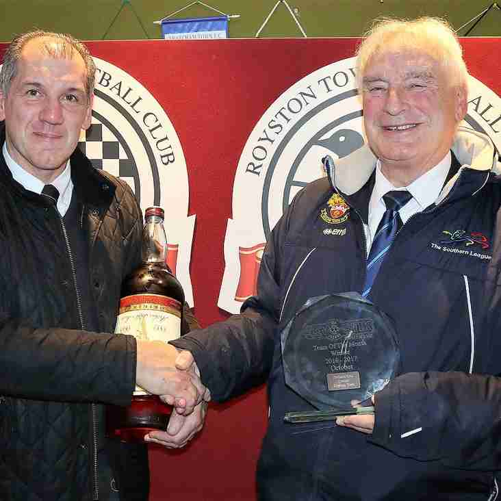 Presentation kicks off good night!