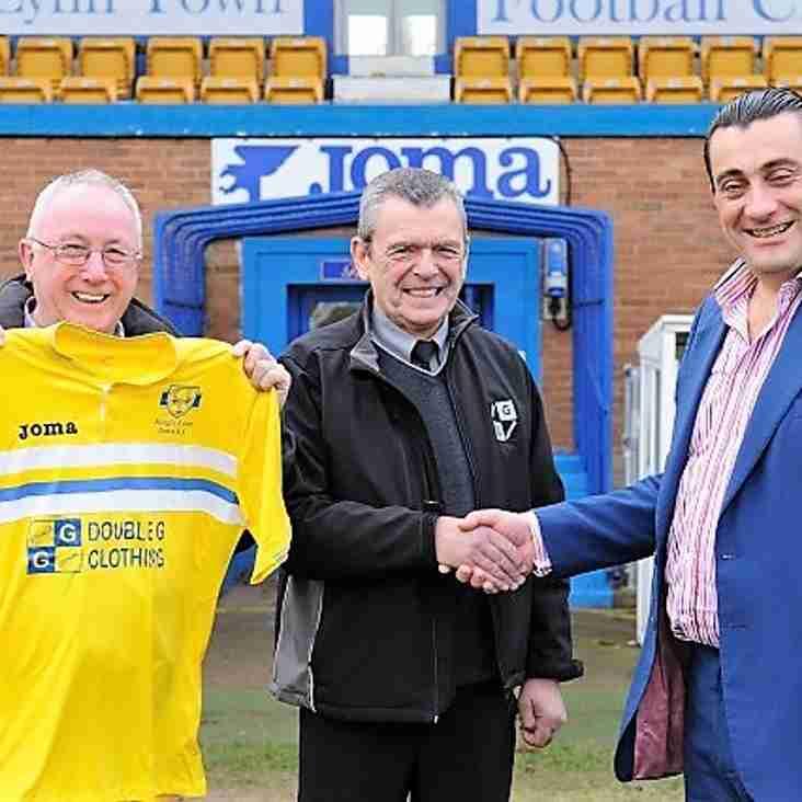 Hunt for sponsor ends in success