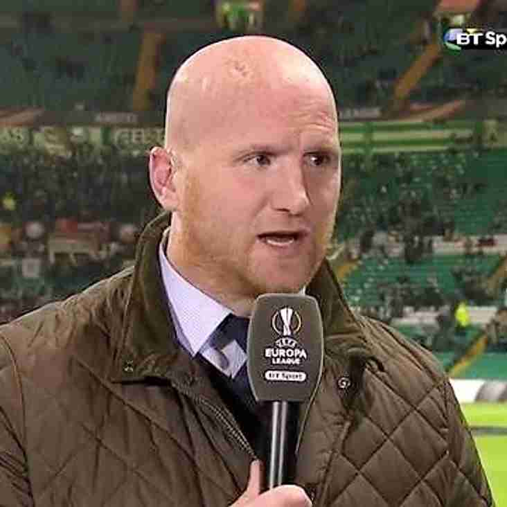Hartson booked before milestone