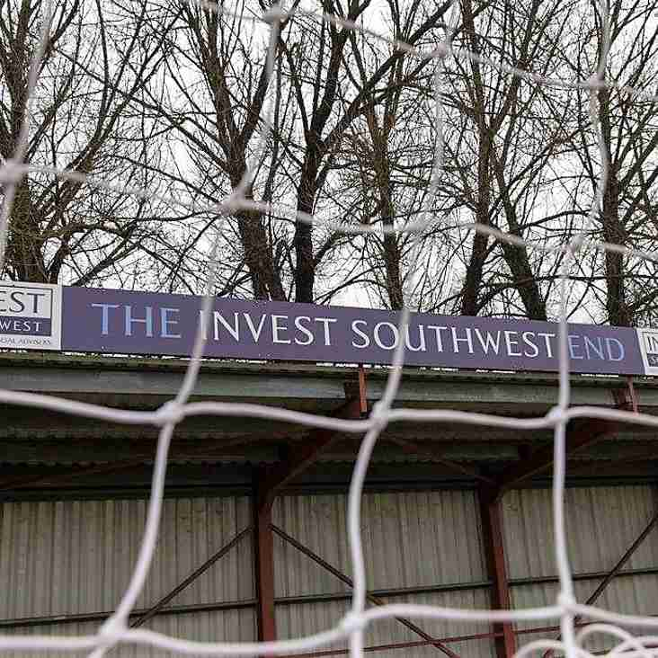 Winning start for stand sponsorship