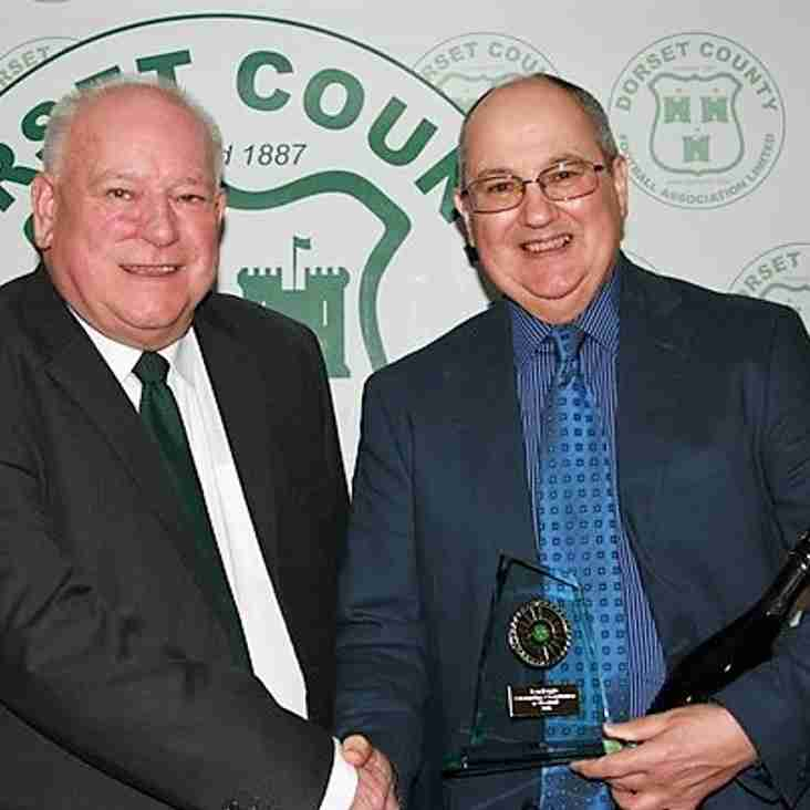 Super stalwart collects county gong!