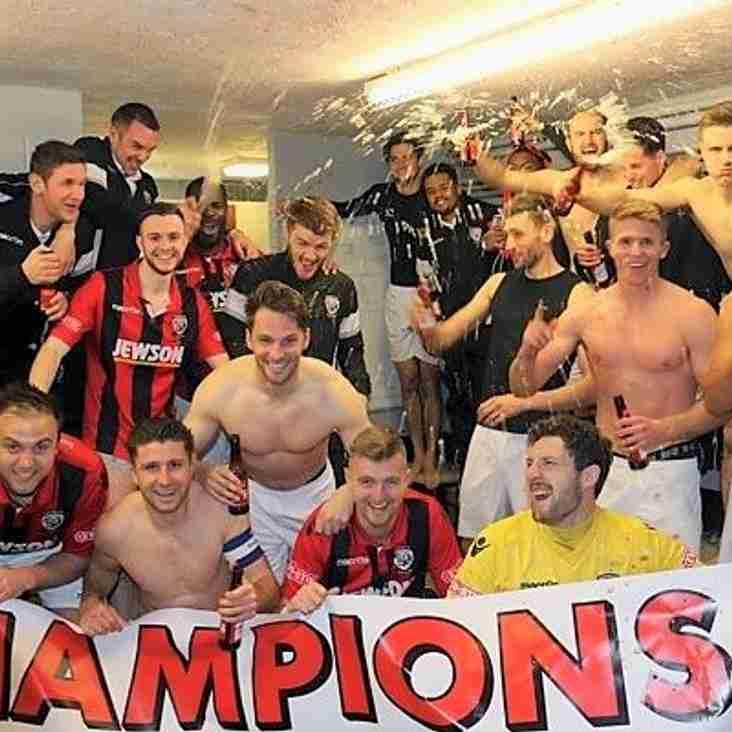 Champions trending on Twitter!