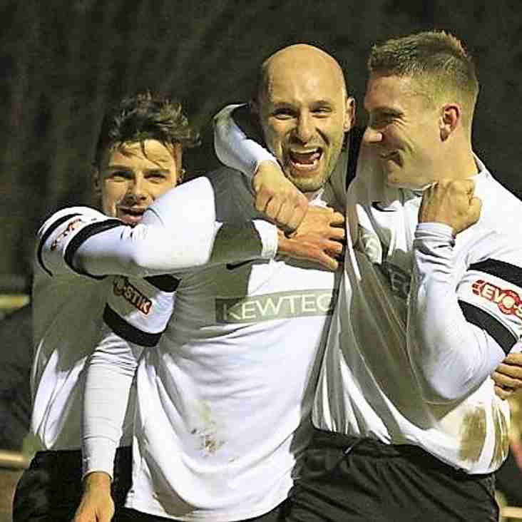 Proud Castle tells fans to party on!
