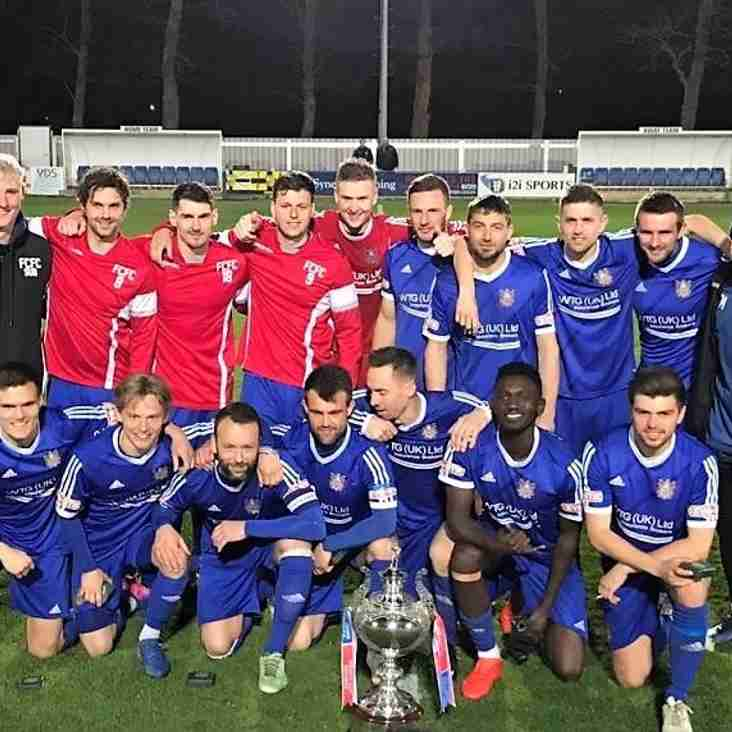 Cup win is first step for skipper
