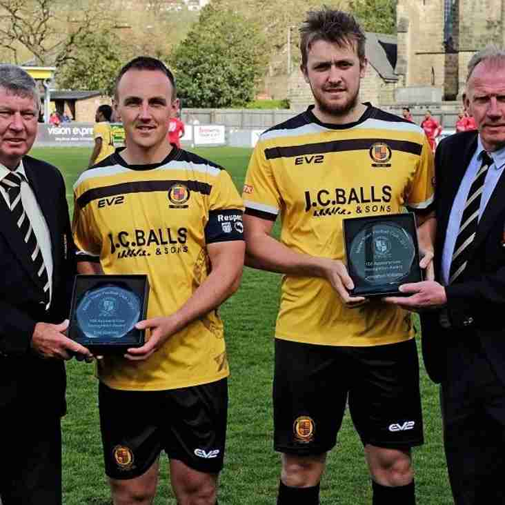 Centurions take a double bow