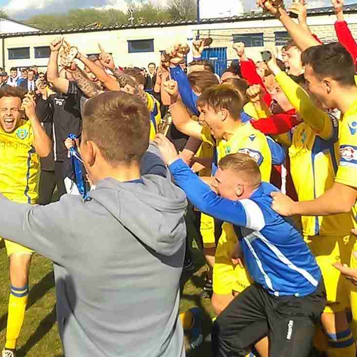 North champions hailed as heroes