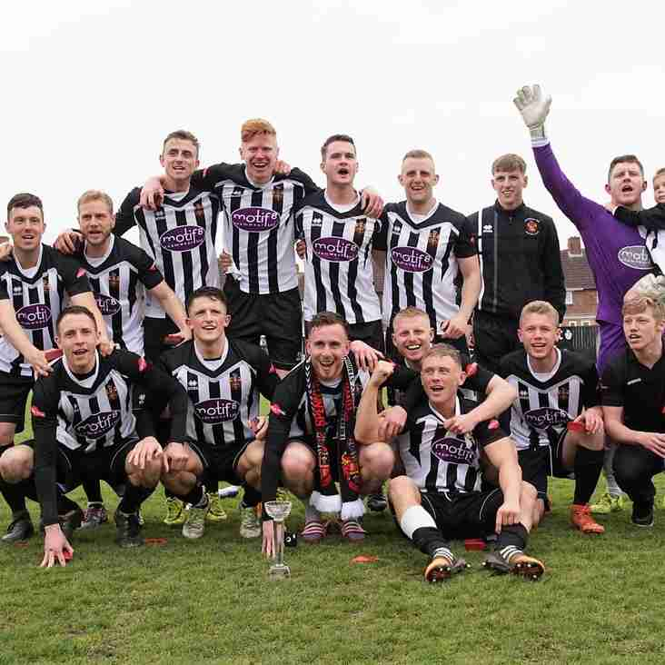 Congratulations to the Moors, again!