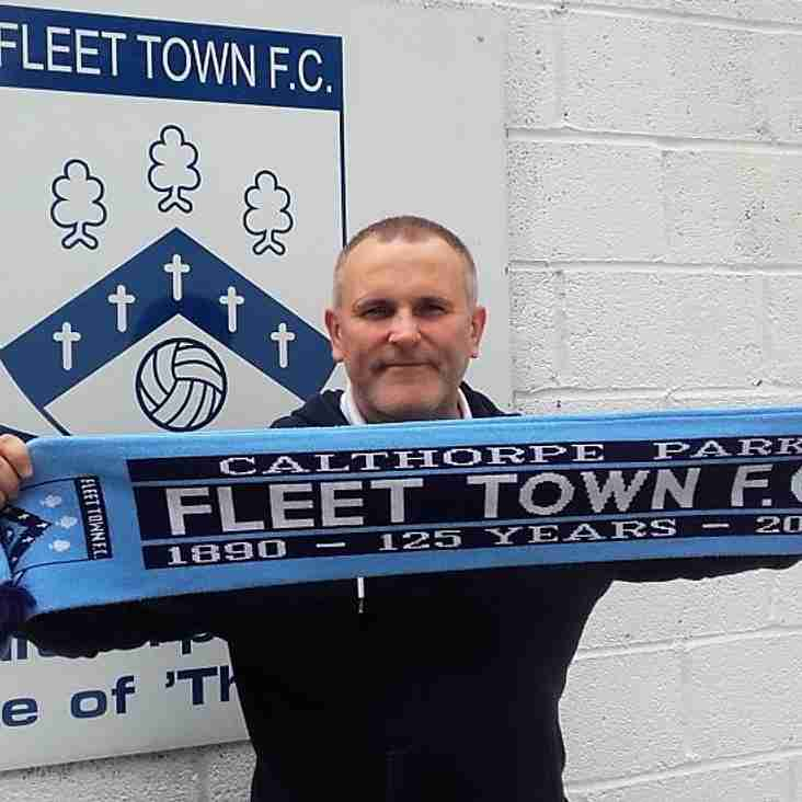 Dormer unveiled as new manager