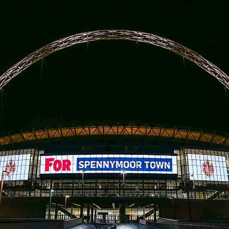 League trio light up Wembley!