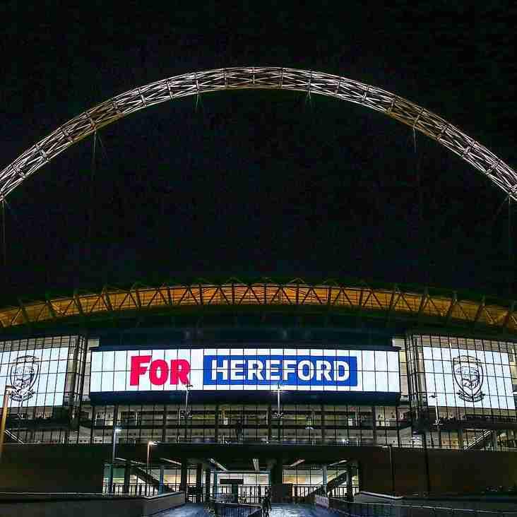 League duo light up Wembley!