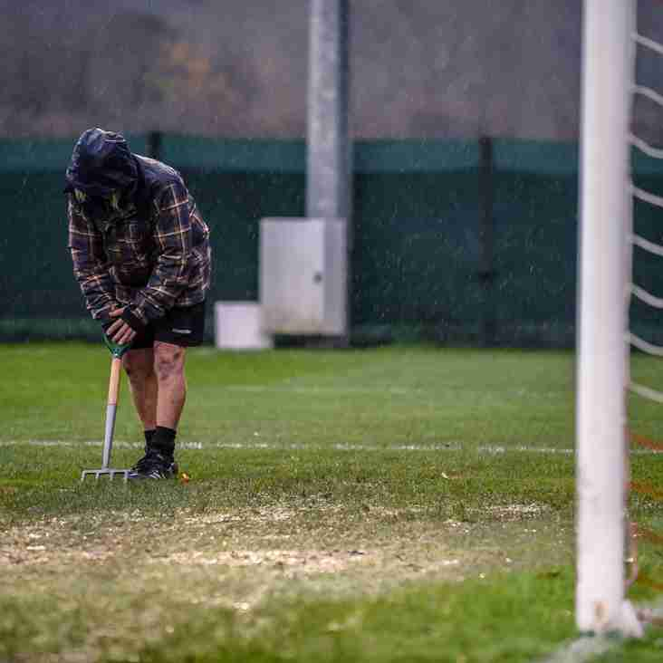 Fans on alert for pitch inspections