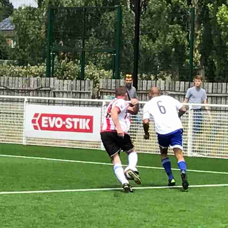 Shoot-out heartbreak for veterans