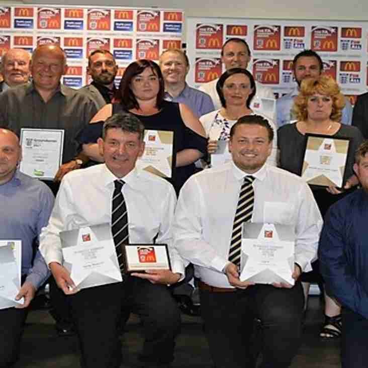 County award caps club's comeback