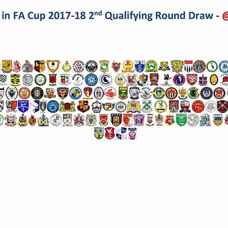 Cup draw will set new club record