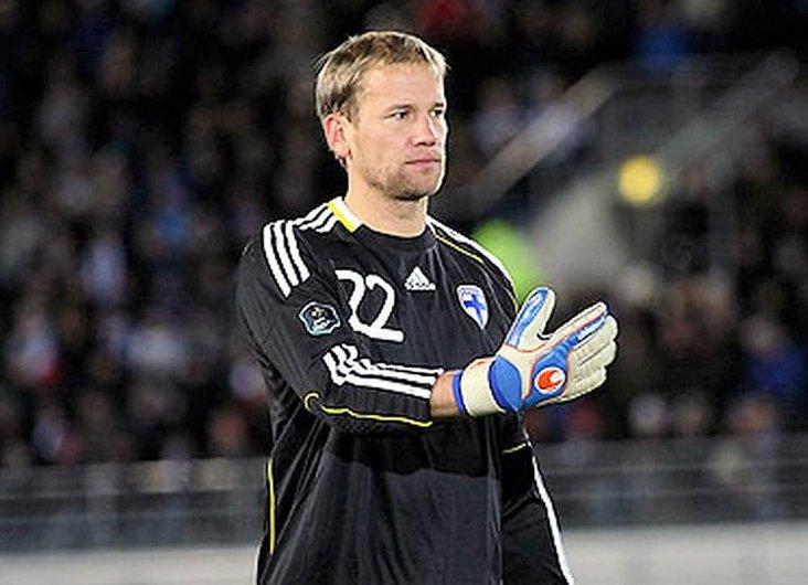Safest hands: Jussi Jaaskelainen