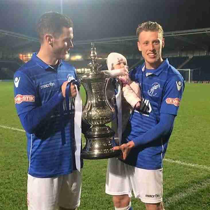 Skipper to be honoured before kick-off