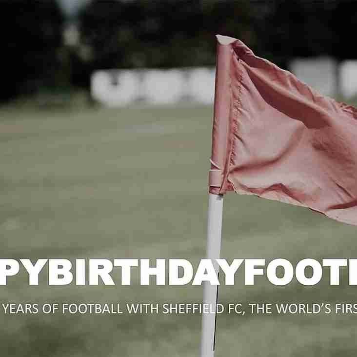 Happy birthday from world football!