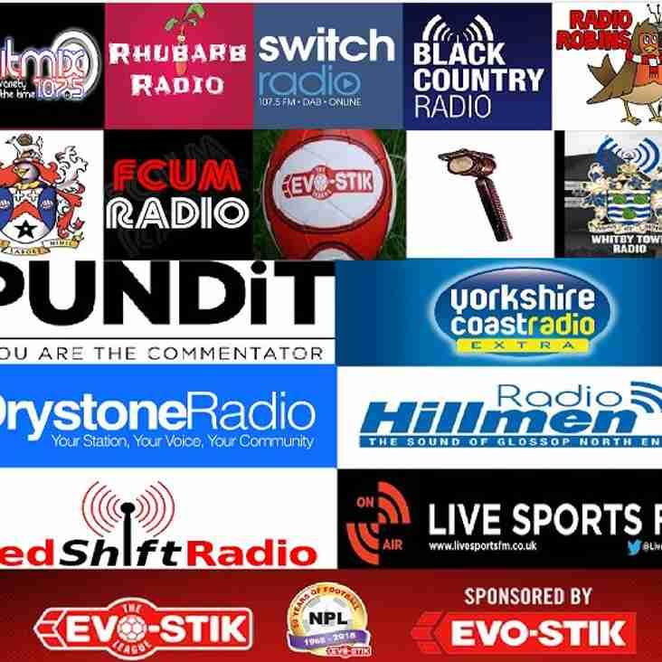 Mega media coverage on Saturday!