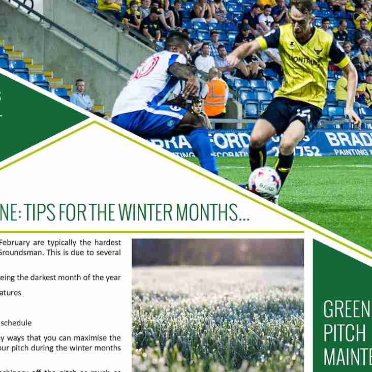 Pitch partners deliver winter special