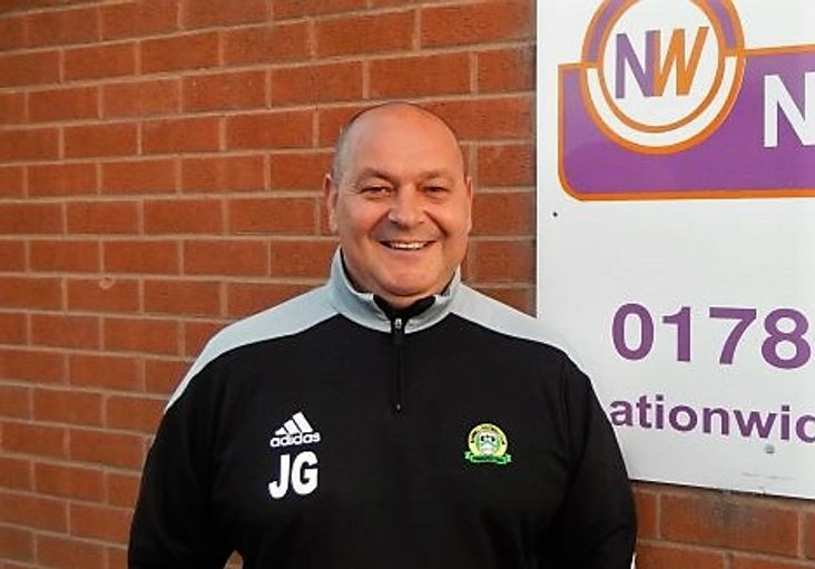 Barwell boss Jimmy Ginnelly