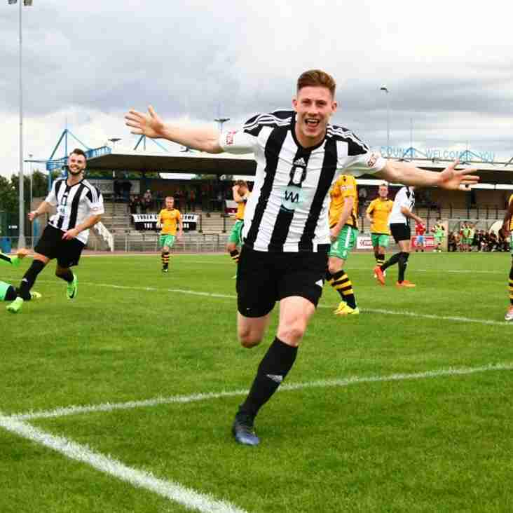 Wright secured for promotion push