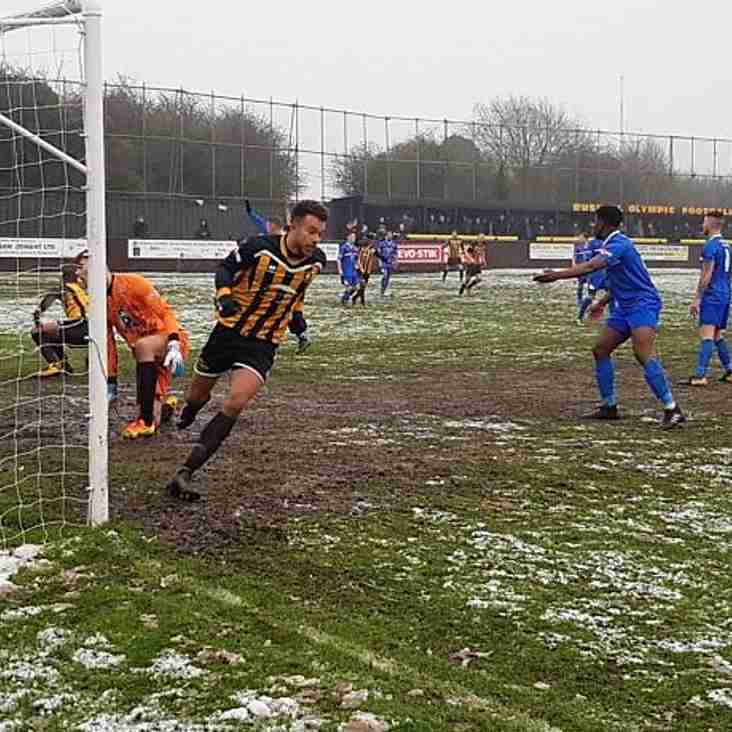 Saturday's Premier Division action review