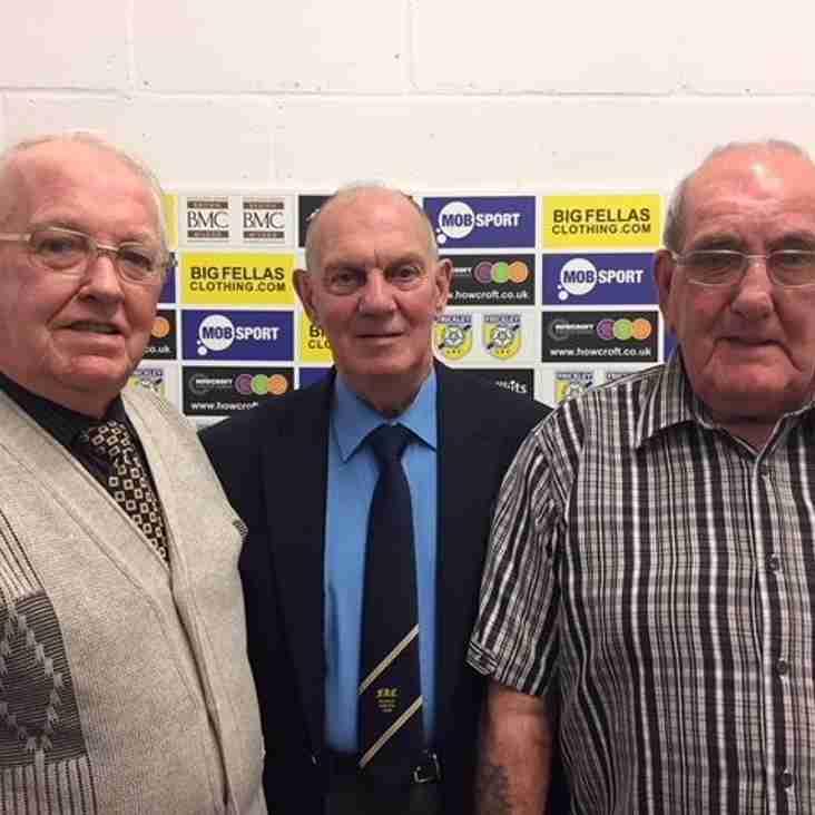 Legends see stalwarts honoured