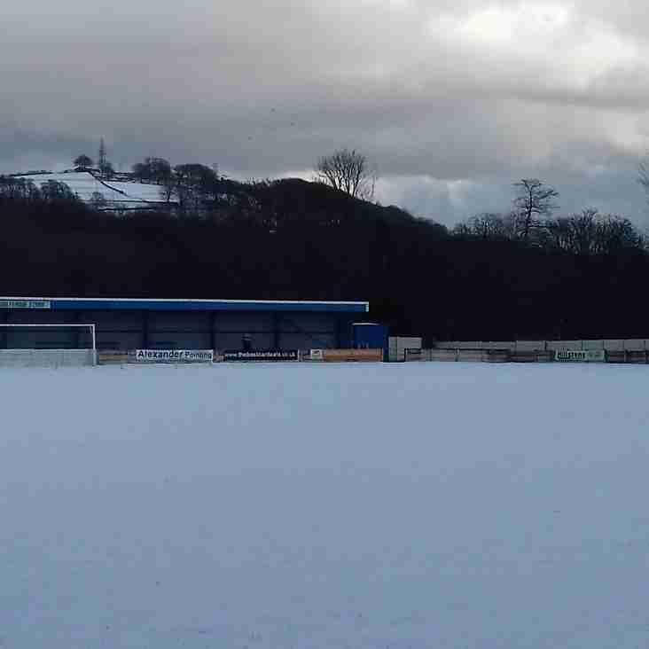 League's snow patrols back on alert!