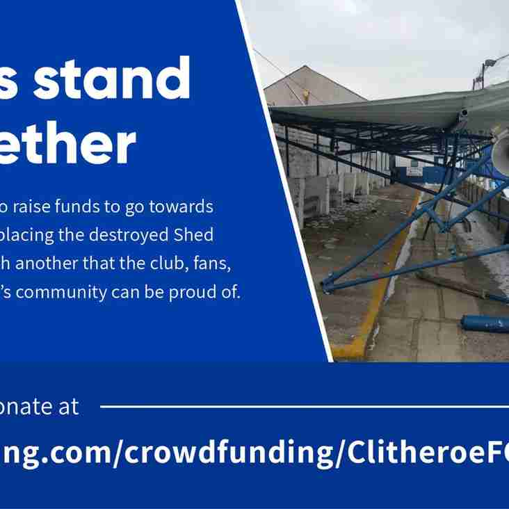 Appeal to build new stand underway