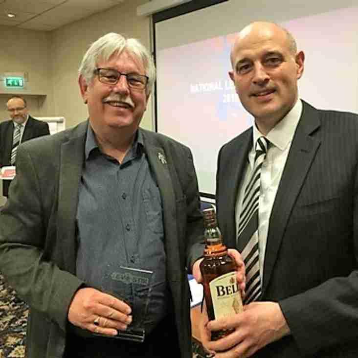 Grantham honoured before big vote