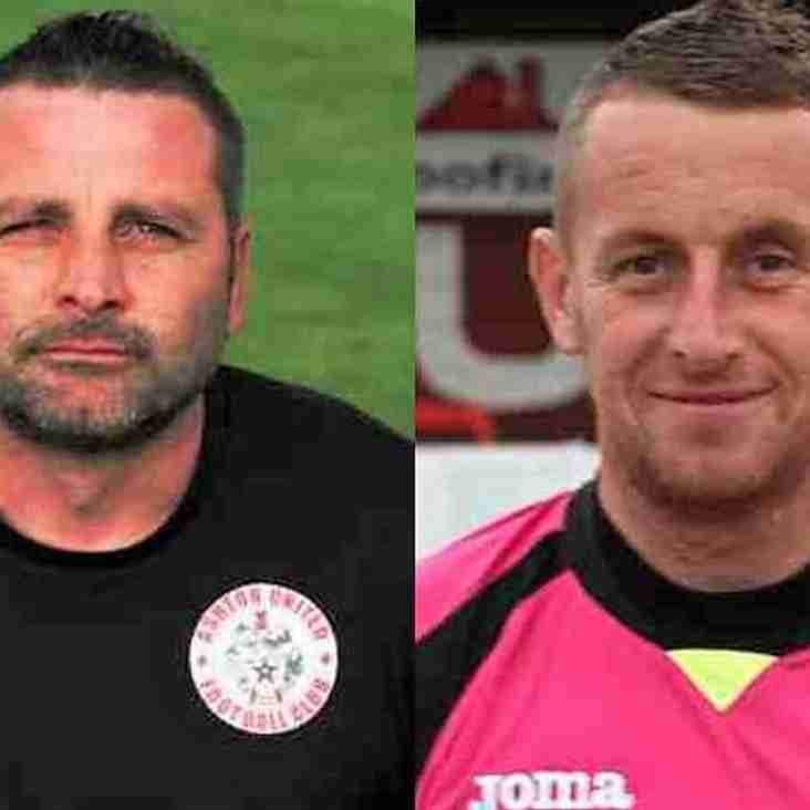 Caretaker in place after duo depart