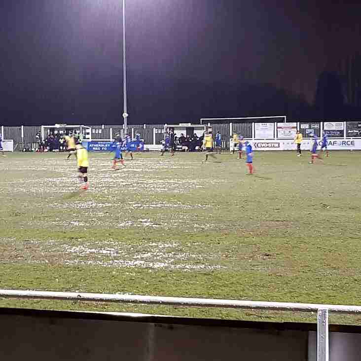 Thursday's Premier Division action review