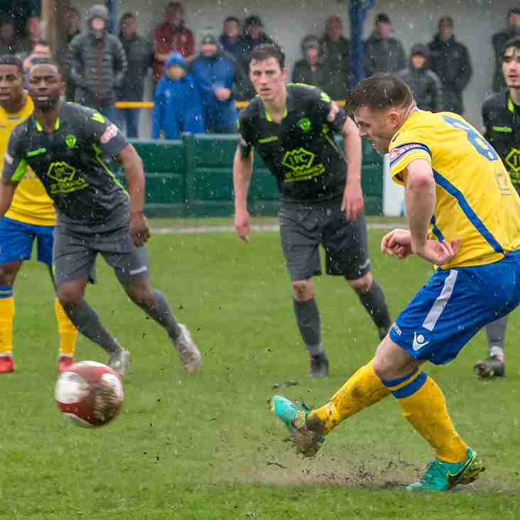 Easter Monday's Premier Division review