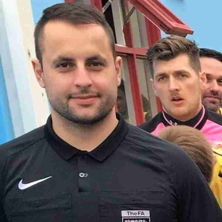 Linesman hailed a hero in media