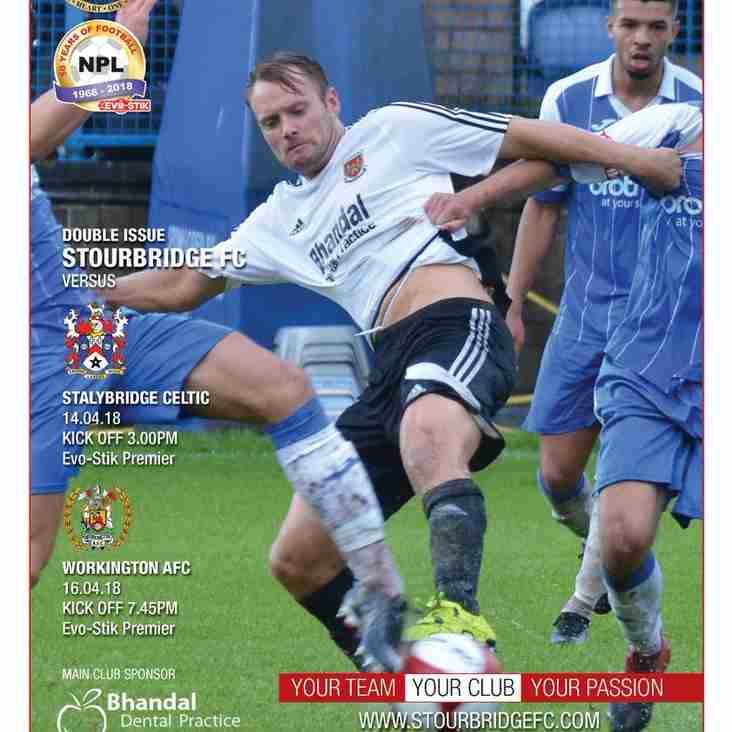 Monday's Premier Division action review